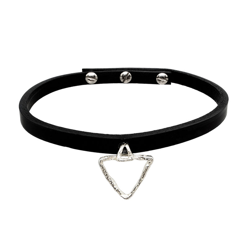 DELTA Leather Choker