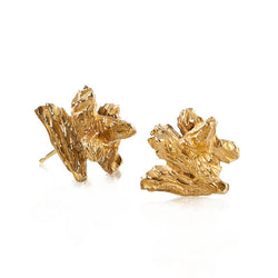 UNDER EARTH IRREGULAR STUDS - GOLD