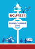 UCL Press Spring/ Summer 2016 catalogue cover