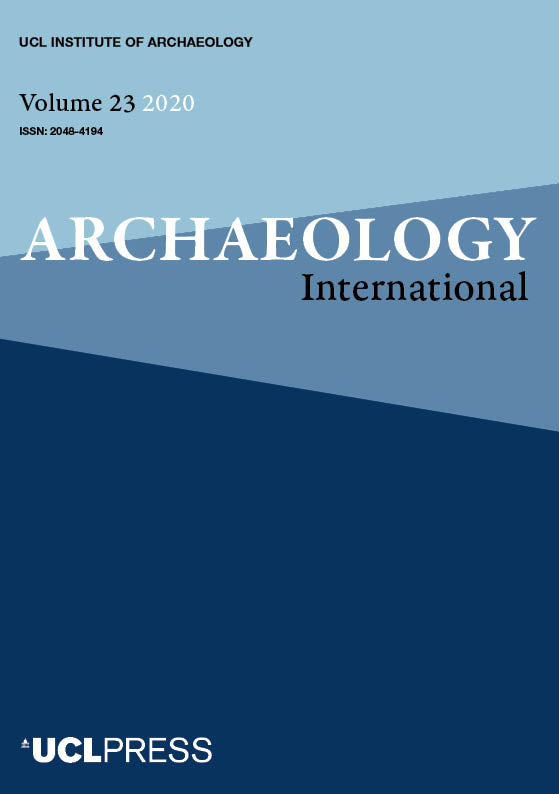 Archaeology International