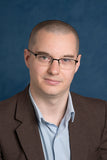 Photo of Chris Penfold, UCL Press Commissioning Editor