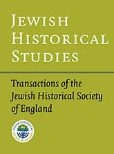 Jewish Historical Studies: Transactions of the Jewish Historical Society of England