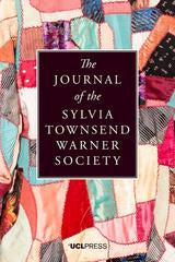 The Journal of the Sylvia Townsend Warner Society