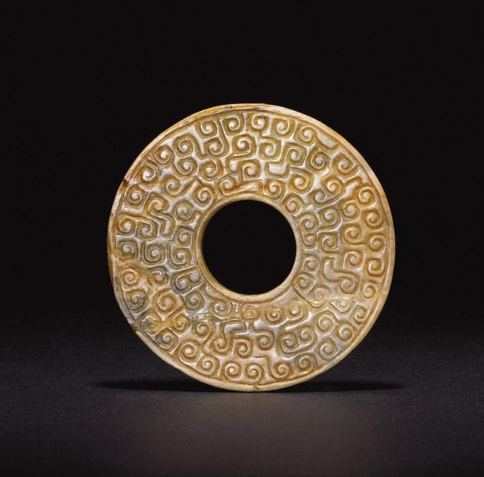The history and craft of jade carving before qin and han dynasty