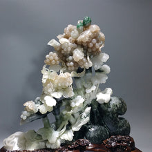 Natural jade carving Chinese Dushan jade collectibles