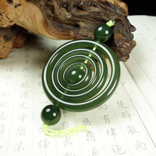 Natural jade carving Chinese Kunlun nephrite jade collectibles