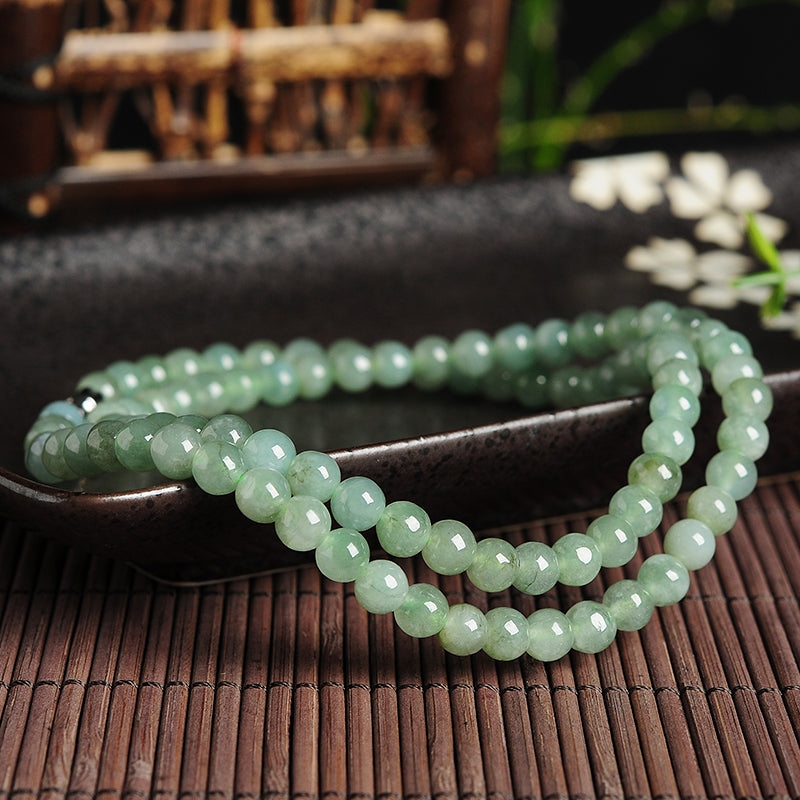 Natural jade jadeite necklace wholesale