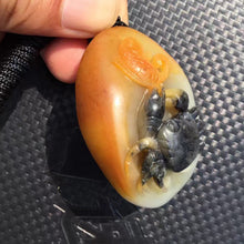 Natural jade carving Chinese Hetian nephrite collectibles
