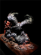 Natural jade carving Chinese Chicken blood stone collectibles