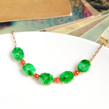 Natural jade jadeite gold bracelet wholesale