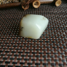 Natural Hetian Jade Rough Nephrite Raw