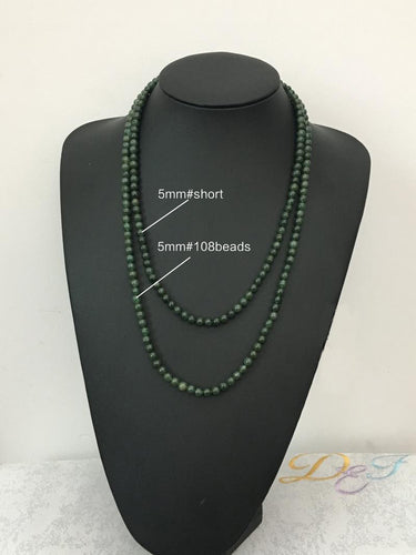 Natural Jade Necklace Jadeite Necklace WNY33