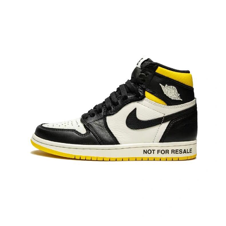 AIR JORDAN 1 OG NOT FOR RESALE