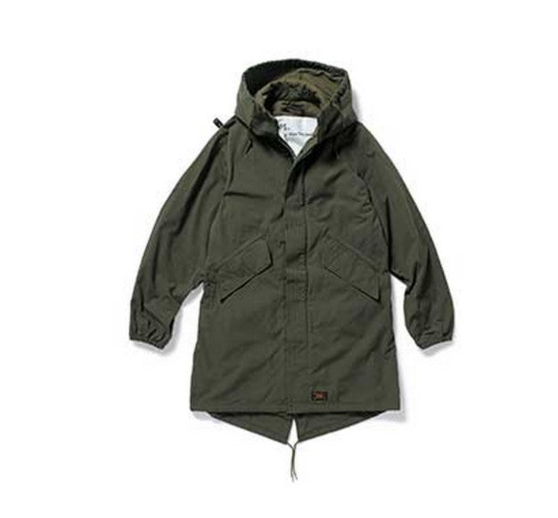 WTAPS M-51 / JACKET. COTTON. WEATHER 16AW