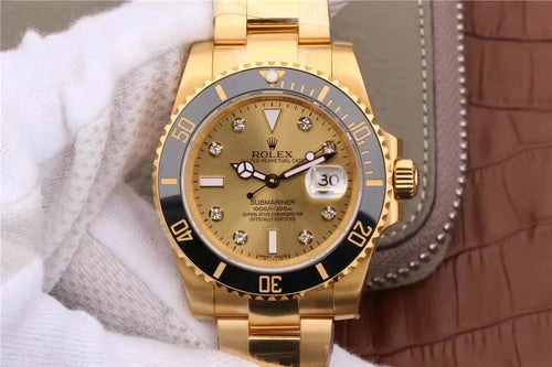 ROLEX SUBMARINER DATE CUSTMOS MADE