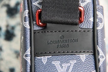 LV PM DANUBE MONOGRAM UPSIDE DOWN INK