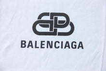 BALENCIAGA OVERSIZED BB T-SHIRT