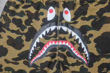BAPE 1st CAMO SHARK SWEAR SHORTS