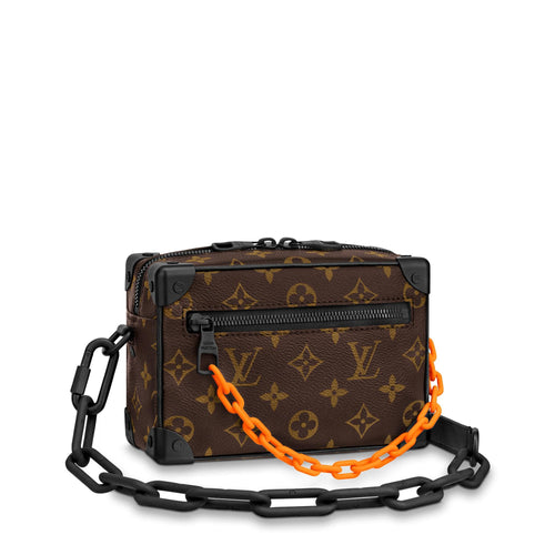 LV SOFT TRUNK MONOGRAM MINI BROWN