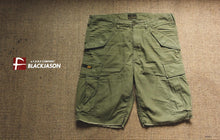 WTAPS CARGO SHORTS / COTTON. SATIN 15SS