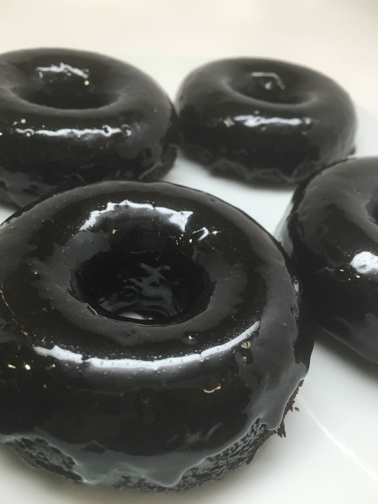 Black Beauties Donuts