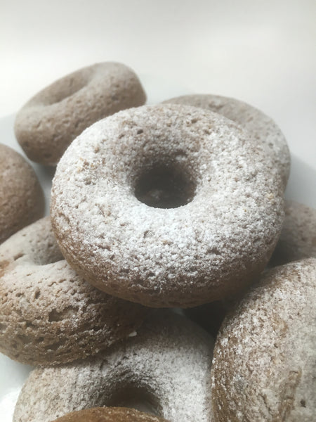 Ginger Spice Donuts