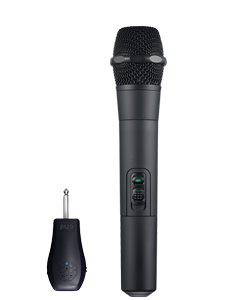 W200b1 StageMike- Digitalized 2.4GHz Wireless Vocal Microphone Set
