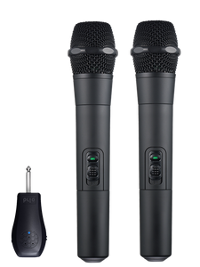 W200b StageMike- Digitalized 2.4GHz Wireless Microphone Set