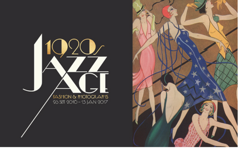Jazz Age Exhibition - Fashion and Textile Museum London