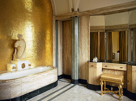 Virginia Coulthard's Bathroom