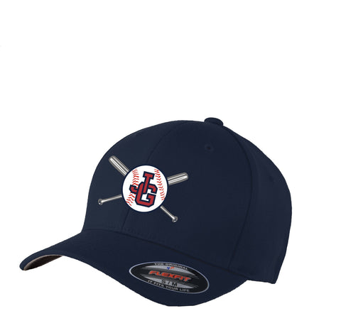 Flex Fit Structured Ball Cap