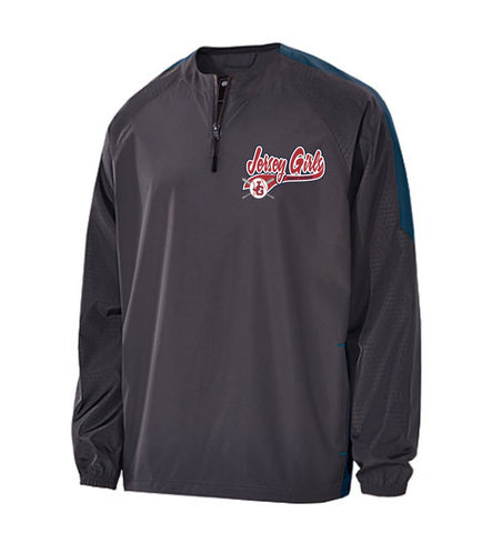 1/4 Zip Water/Wind Resistant Pullover