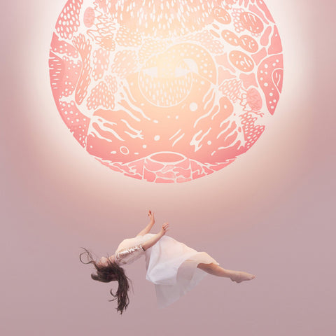 PURITY RING 'ANOTHER ETERNITY' LIMITED EDITION CLEAR LP