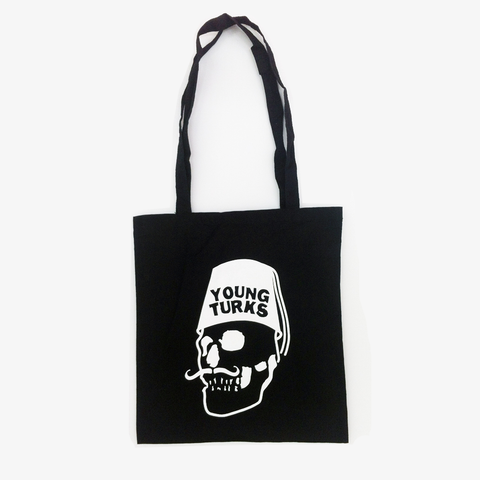 YOUNG TURKS TOTE BAG