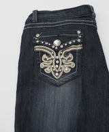 jeans femme western occasion Candy Couture bling cowgirl