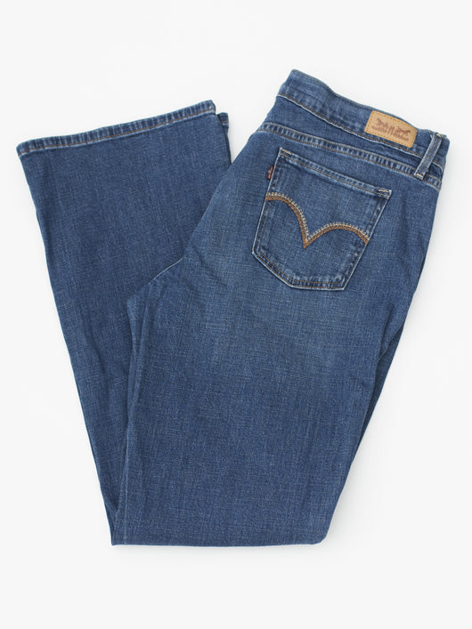 jeans femme western occasion Levis cowgirl