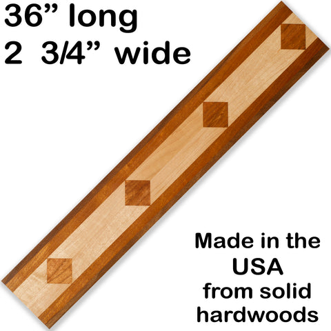 Inlay 1027 Walnut, Cherry, Maple