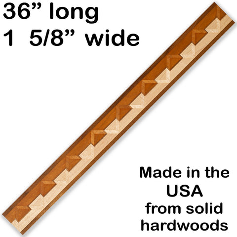 Inlay 1070 Walnut, Cherry, Maple