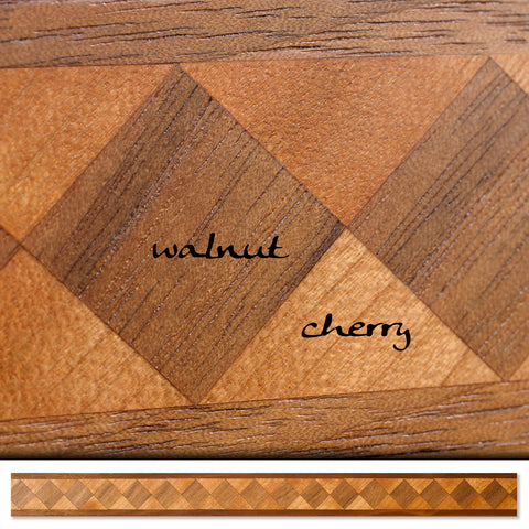 Inlay 1087 Walnut, Cherry
