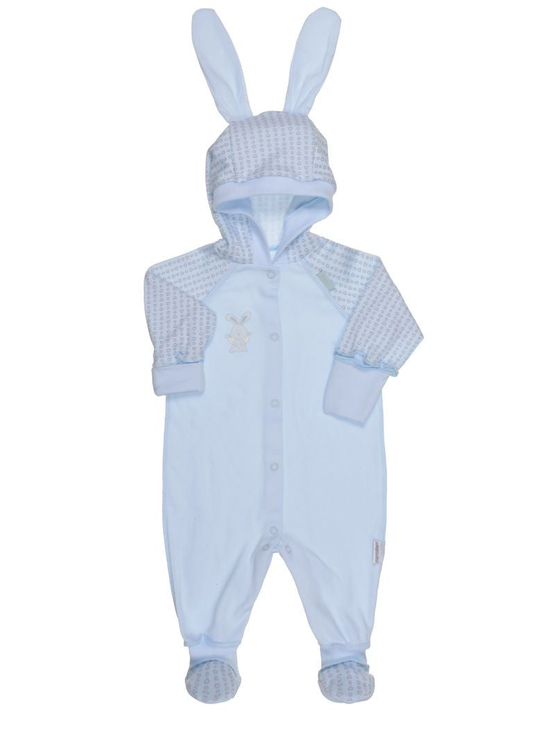 "Inside-out jumpsuit ""Bunny"""