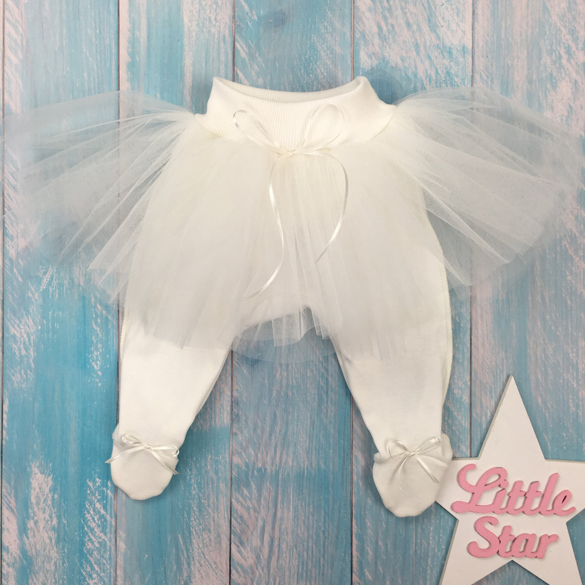 "Inside-out pants ""Ballerina"""