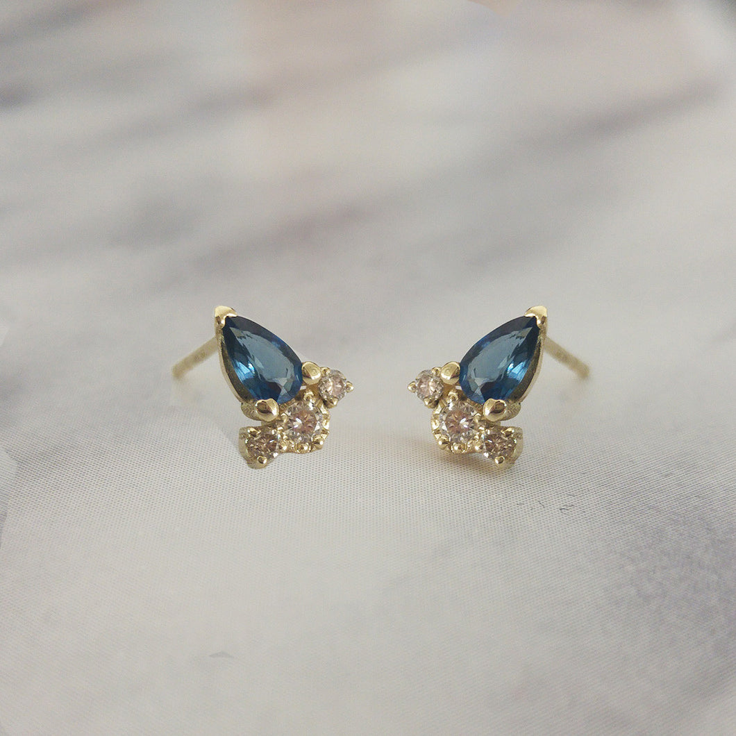 Natural blue Sapphire Stunners