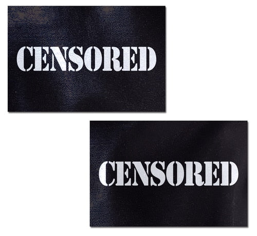 Censored Pasties