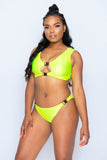 Snap cut out Bikini - The Beauty Cave Boutique
