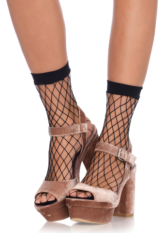 Diamond net anklets - The Beauty Cave Boutique