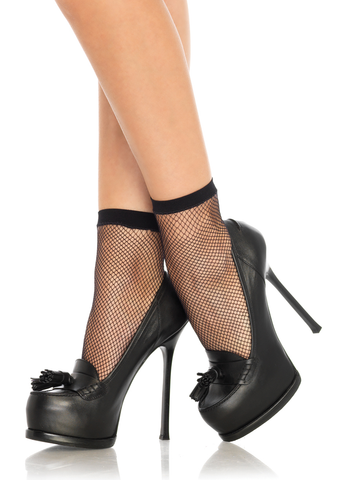 Fishnet anklete socks - The Beauty Cave Boutique