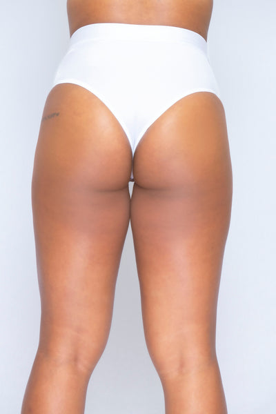 High Waisted Stars Cheeky Bottoms - The Beauty Cave Boutique