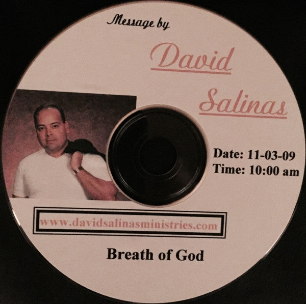 Breath of God, a teaching on divine revelation by psalmist David Salinas