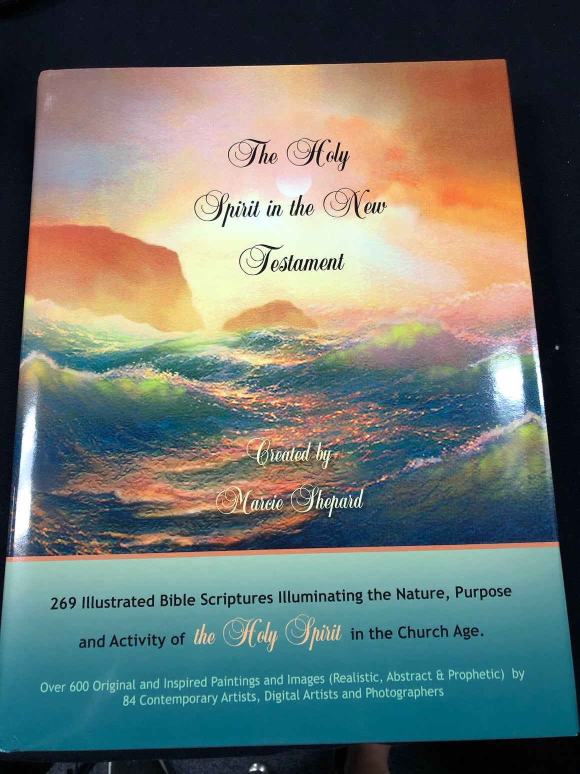 Book: The Holy Spirit in the New Testament