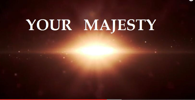 Your Majesty - Digital Download (.MP3)